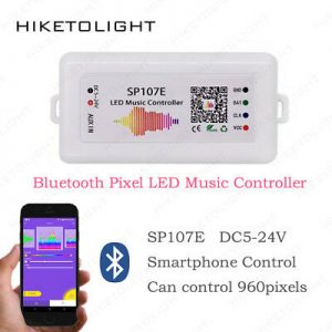 Pixel LED Controller SP107E Full Details and specification