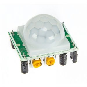How To Make Automatic Light With PIR Motion Sensor?