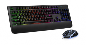 VPRO Gaming keyboard And mouse Full Specification