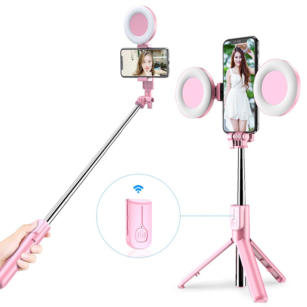 MAMEN Wireless Bluetooth Selfie Stick With Tripod Full Review