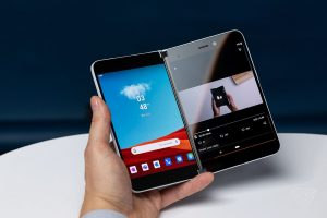 Surface Duo Foldable SmartPhone Review And Price