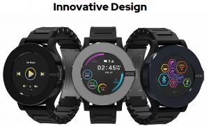 The first smart watch with built-in Bluetooth headset | VOIXATCH