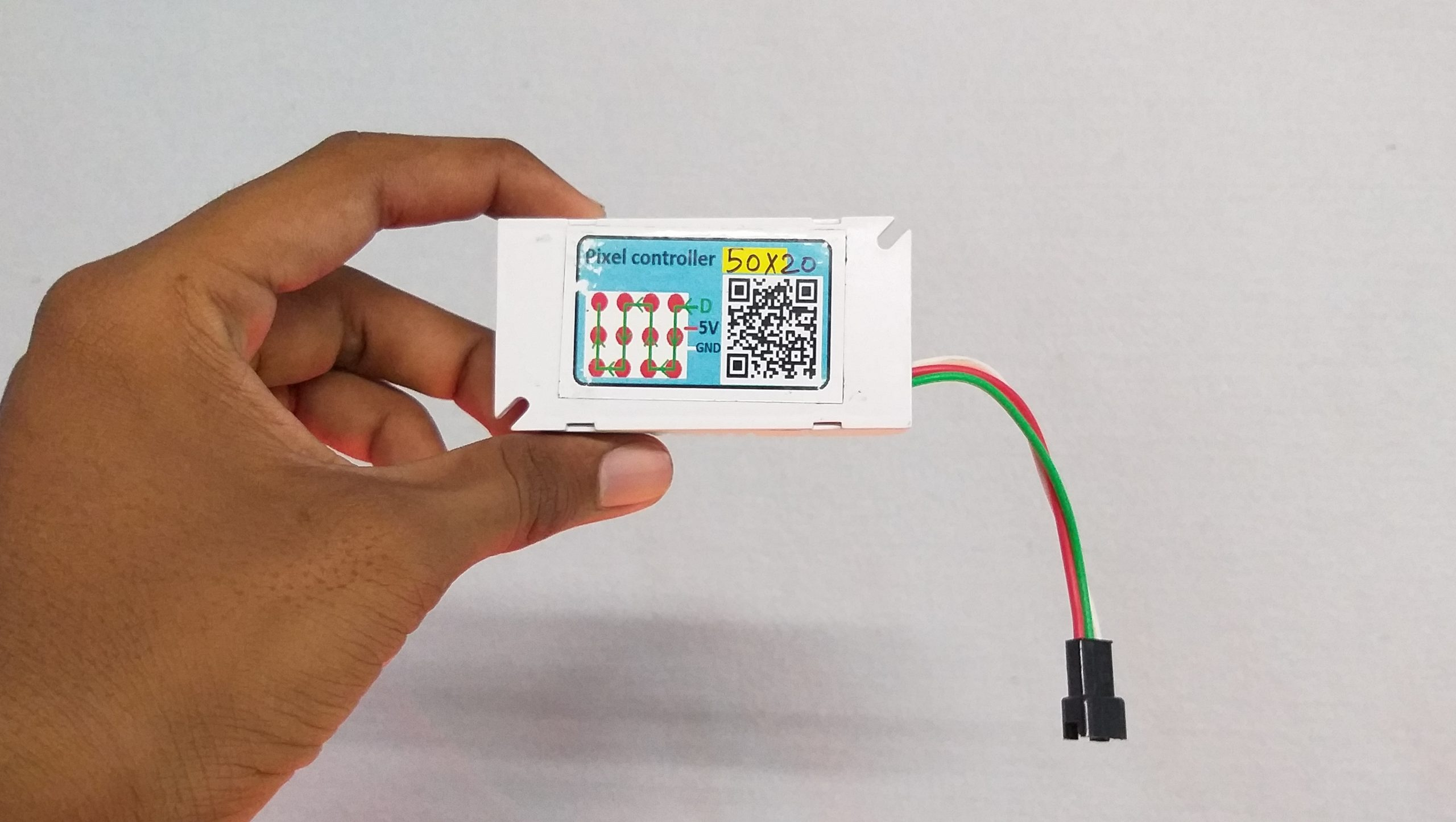 Pixel LED 50x20 Programmable Controller Full Information