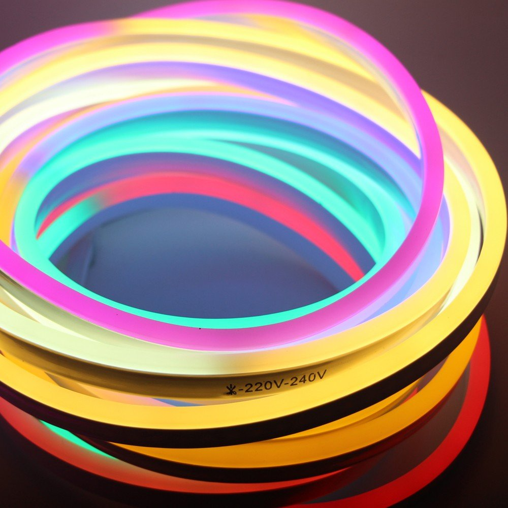 Neon Flexible Strip lights Full Information And Specification