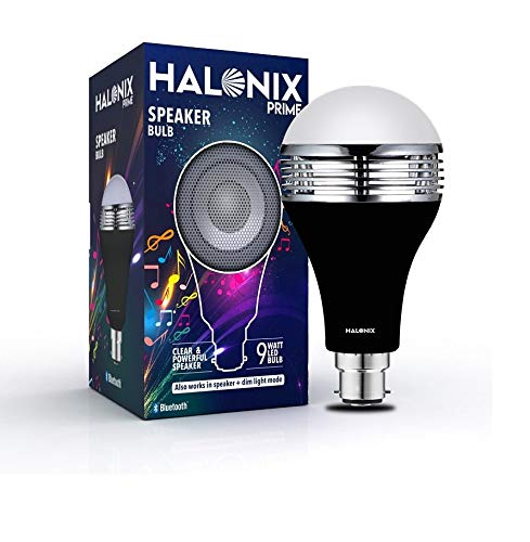 HALONIX Speaker Bulb 9w Unboxing and Review